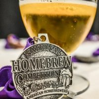 NHC HBC Medal and Beer