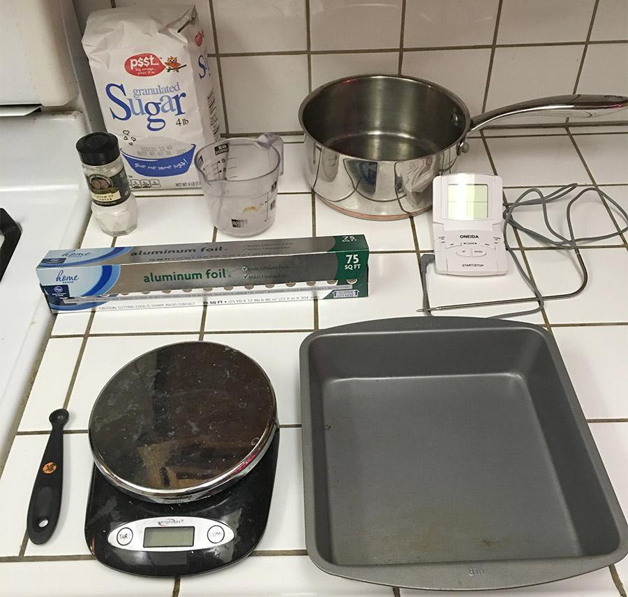How to Make Belgian Candi Sugar