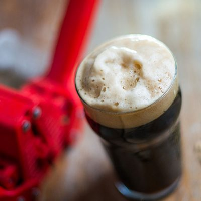 Home brew porter
