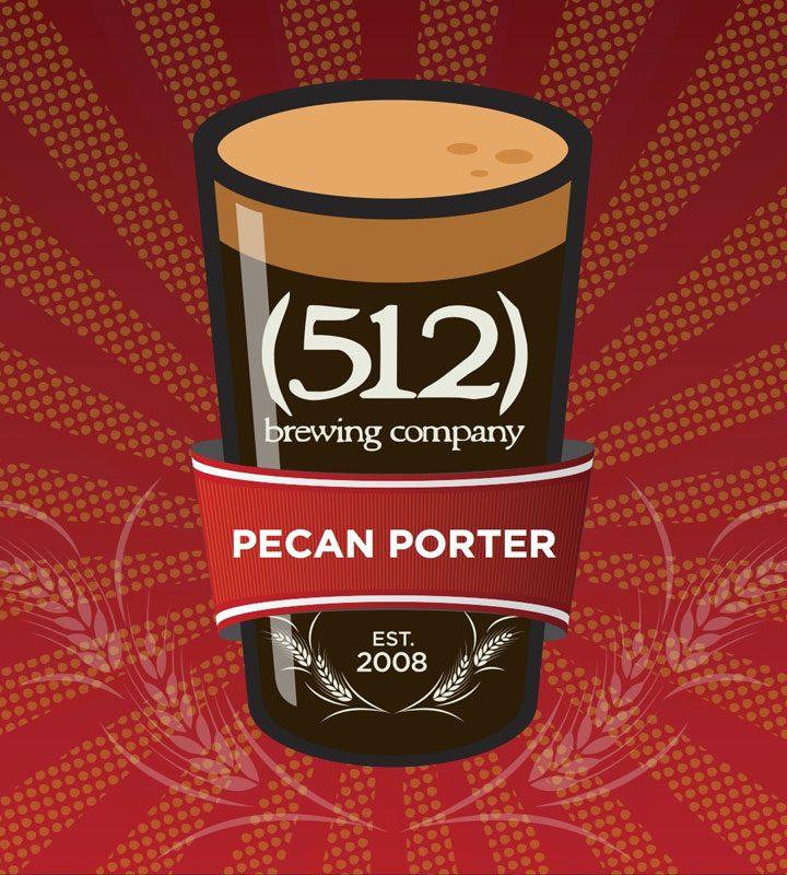 512 Pecan Porter