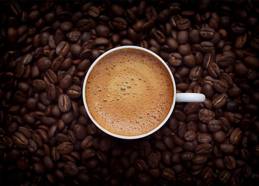 Roasting Coffee Beer