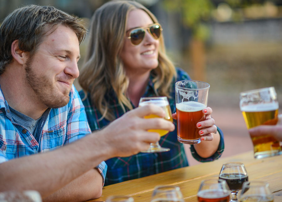 Yes, beer can be part of your healthy diet!