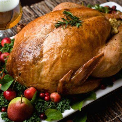 thanksgiving beer pairings