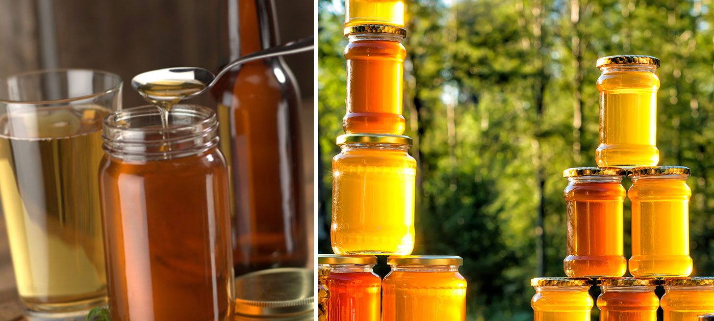 Brewing with Honey