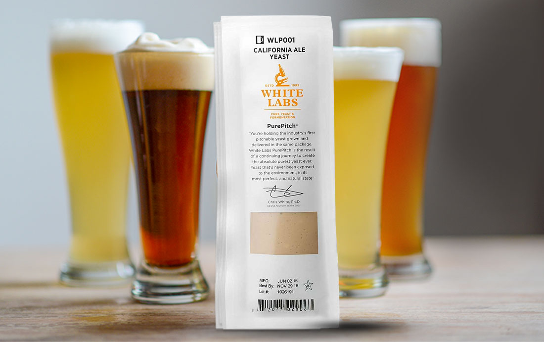 Free White Labs Yeast