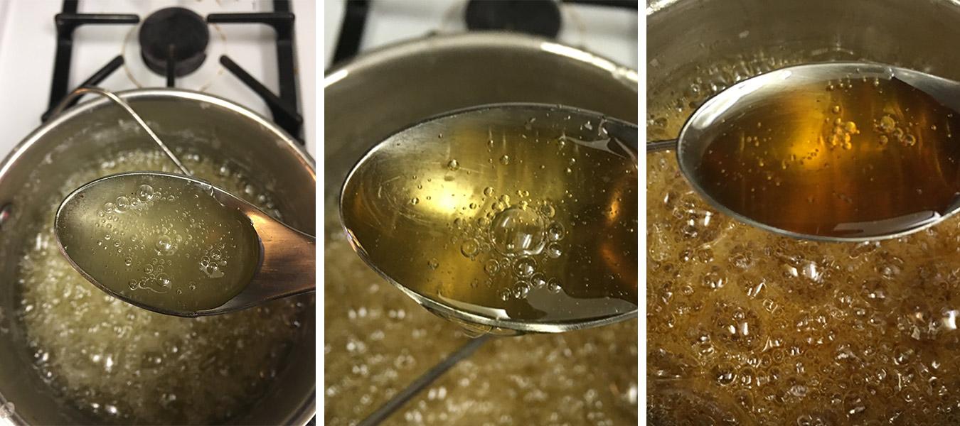 Make Belgian Candi Sugar Homebrewing