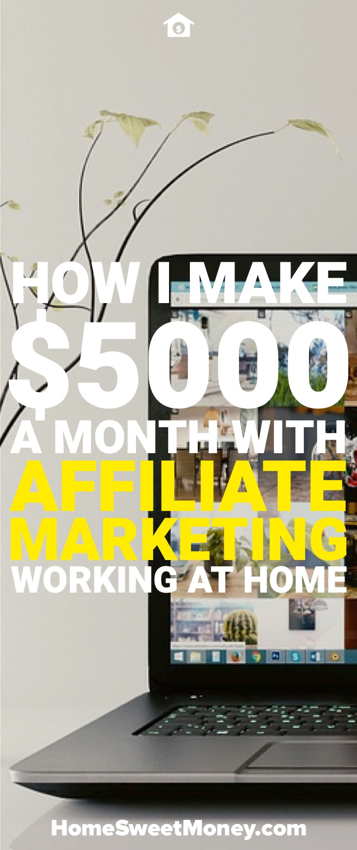 How I Make $5,000 Every Month with Affiliate Marketing