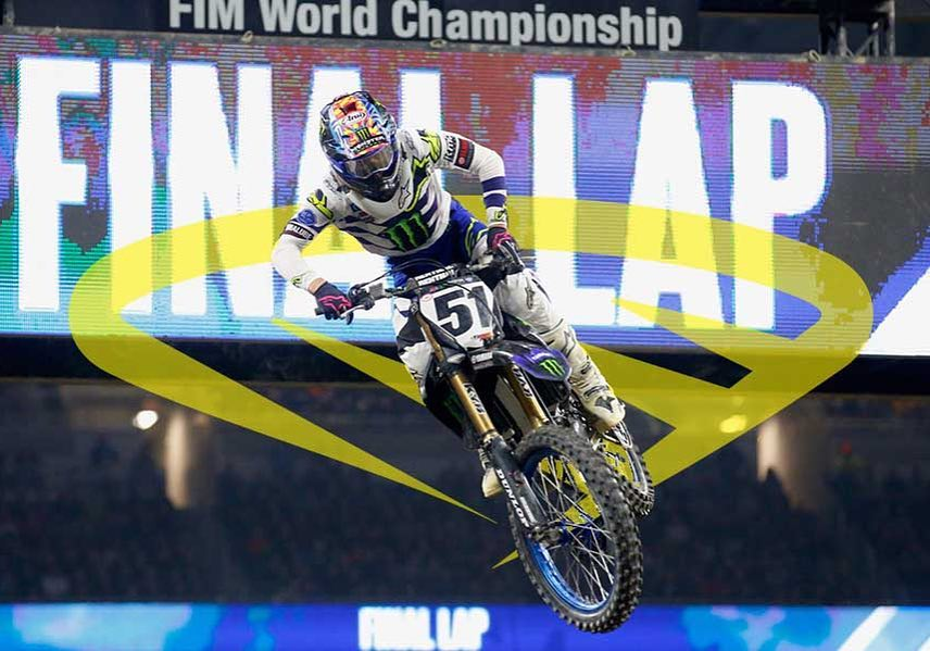 @justinbarcia toughed it out in Detroit after a practice crash last Thursday. He finished seventh overall after finishing 10-7-3 in the Triple Crown. Monster Energy Yamaha Factory teammate @aaronplessinger_7 finished 12th overall. The team now heads to Atlanta and the Mercedes-Benz Stadium for the weekend. 🤙🤙🤙 #cycra #cycraracing #supercrosslive #blucru #aaronplessinger #justinbarcia #yamaha #supercross #dirtbike