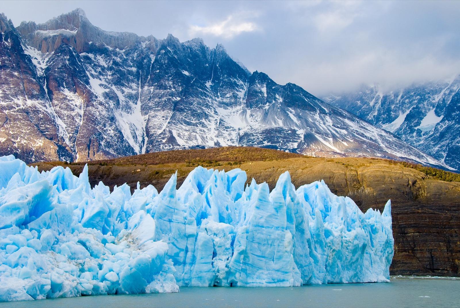 Perito Moreno South Wall cruise