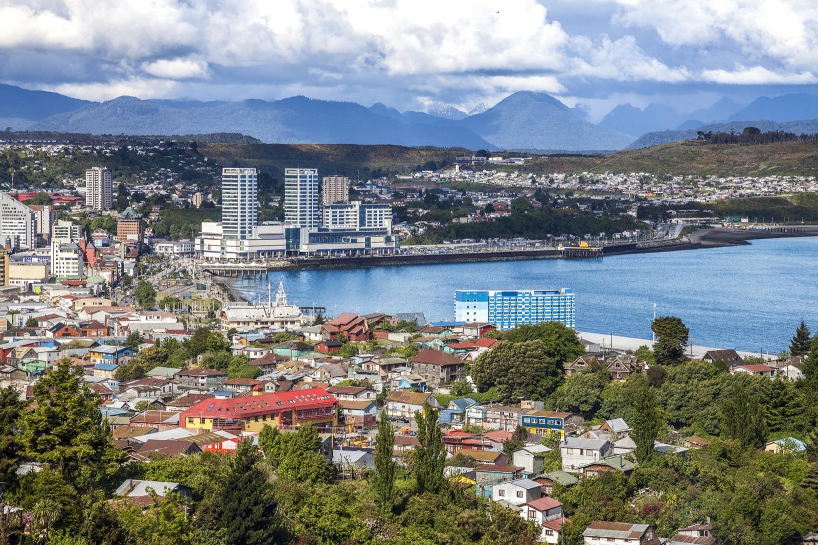 Puerto Montt & Puerto Varas tour