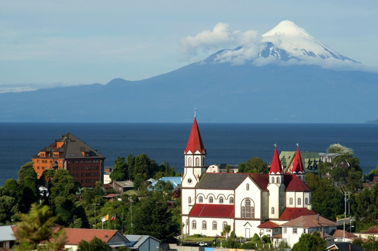 Bariloche - Puerto Varas