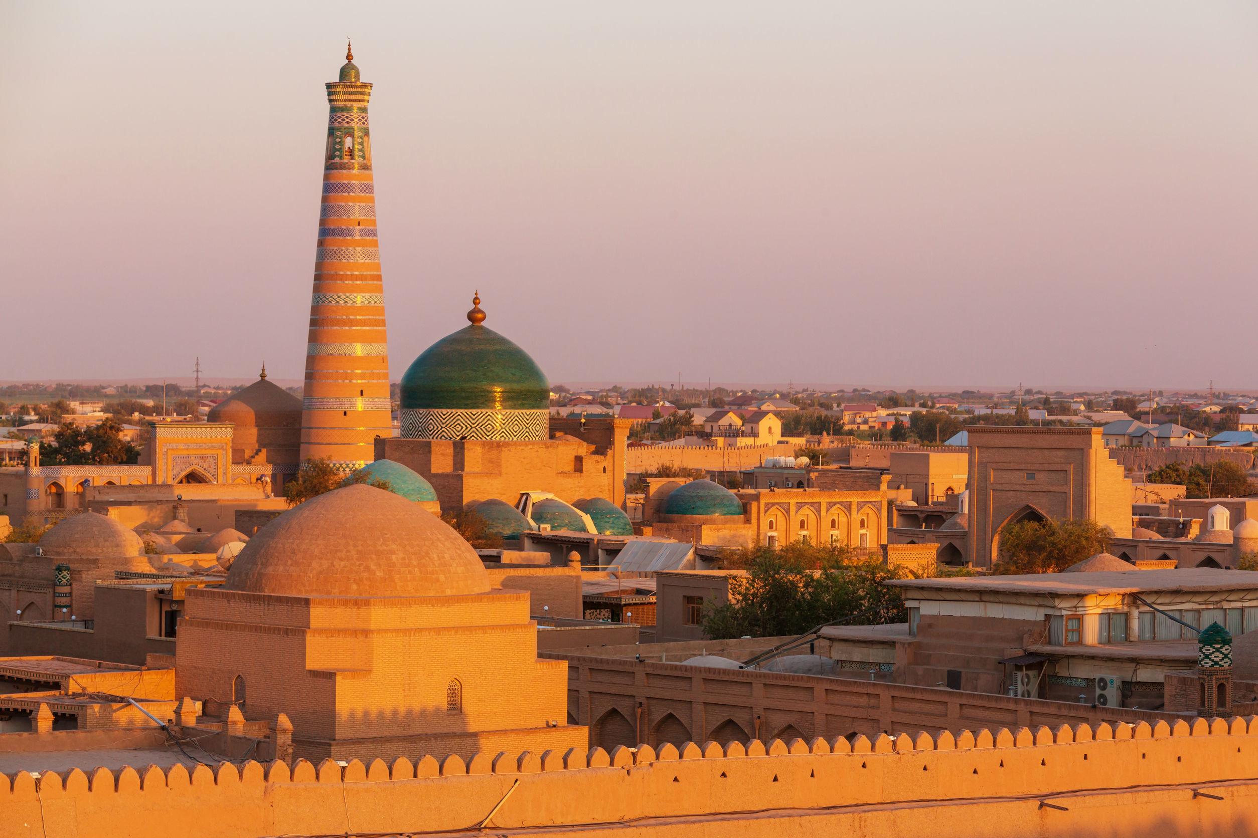 Tashkent - Urgench - Khiva