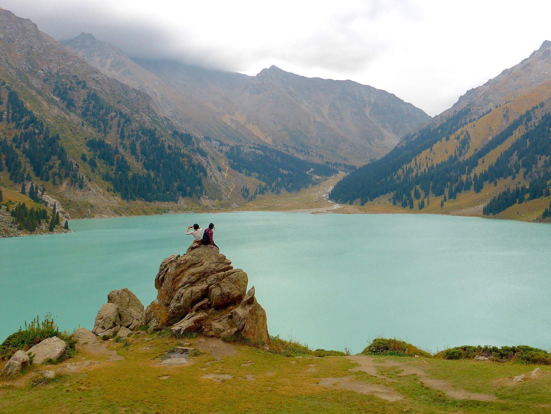 Almaty – Medeo & Shymbulak – Big Almaty Lake – Shymkent