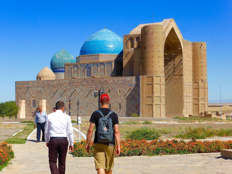 Shymkent – Turkestan – Shymkent