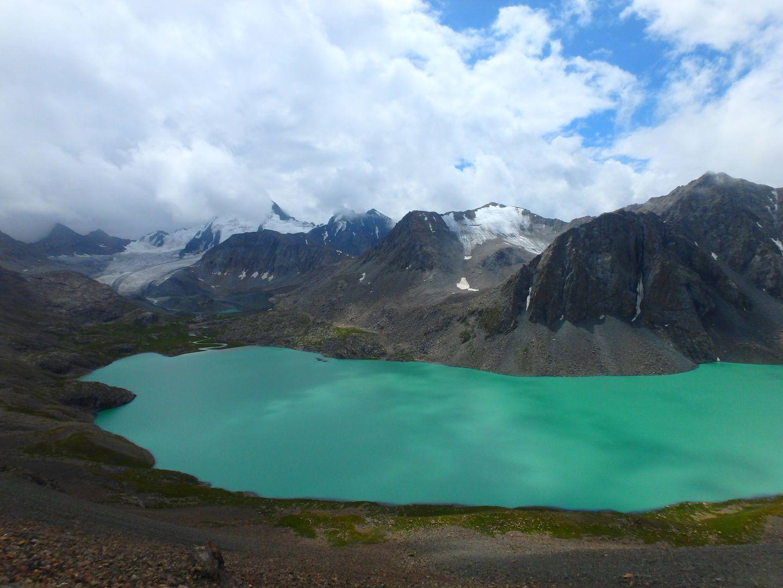 Trekking: Ala Kul Lake