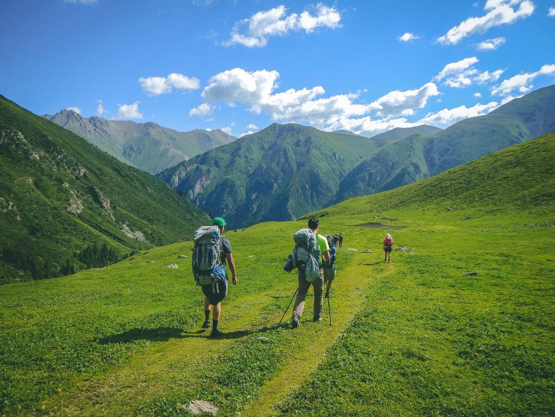 Trekking in Karakol Valley