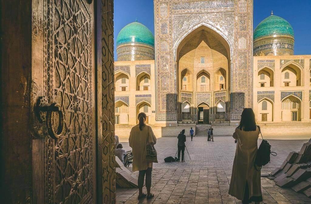 Bukhara - Samarkand