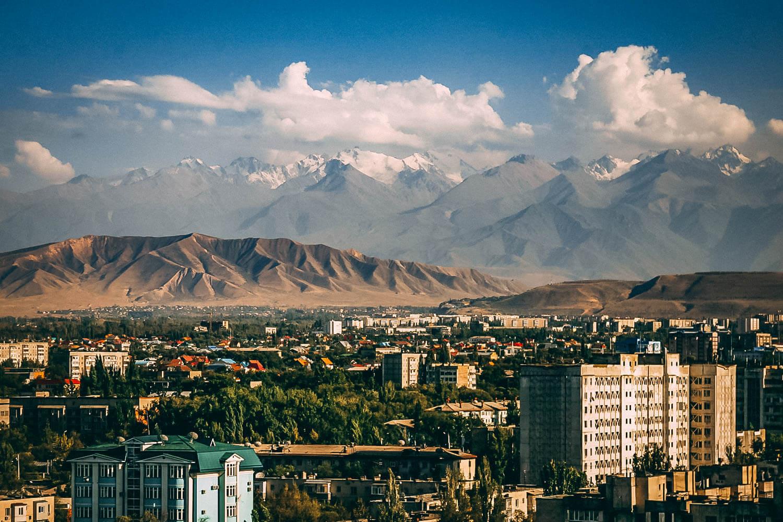 Astana - Bishkek