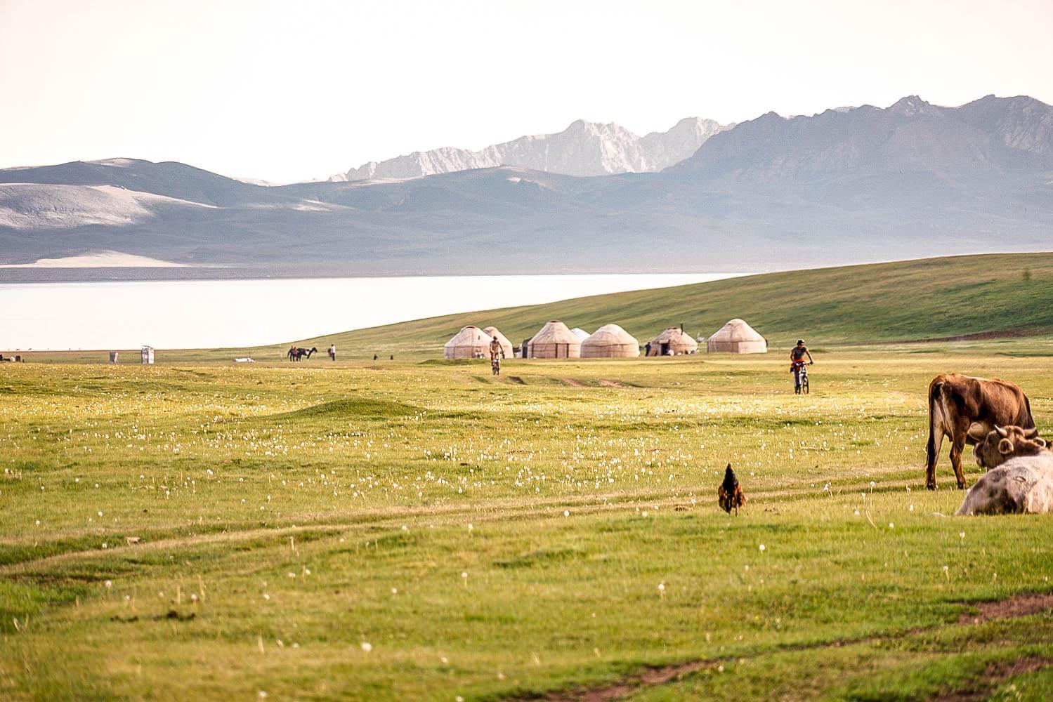 Kazarman – Song Kul (240 km, 6-7h)