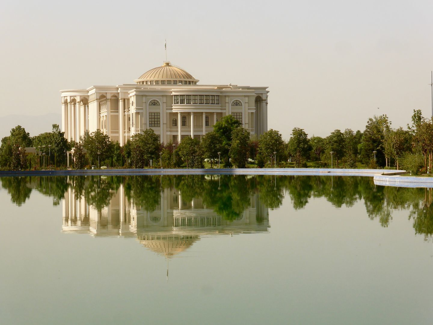Arrival in Dushanbe, City Tour