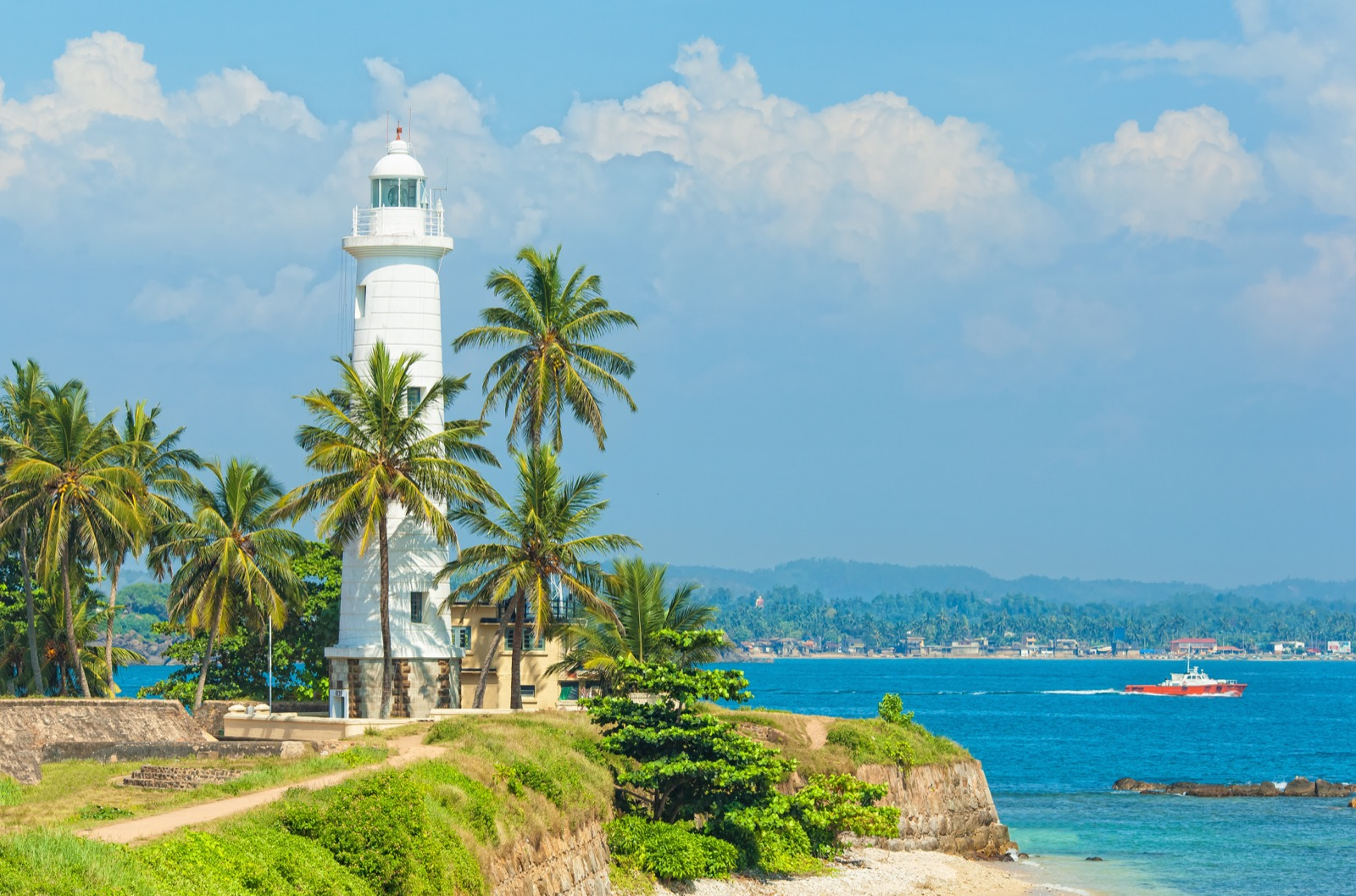 Galle and the Southern Beaches