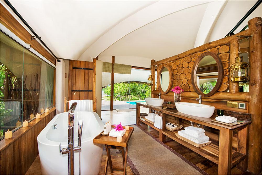 Lodge: Chena Huts