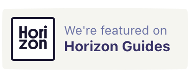 Featured on Horizon Guides