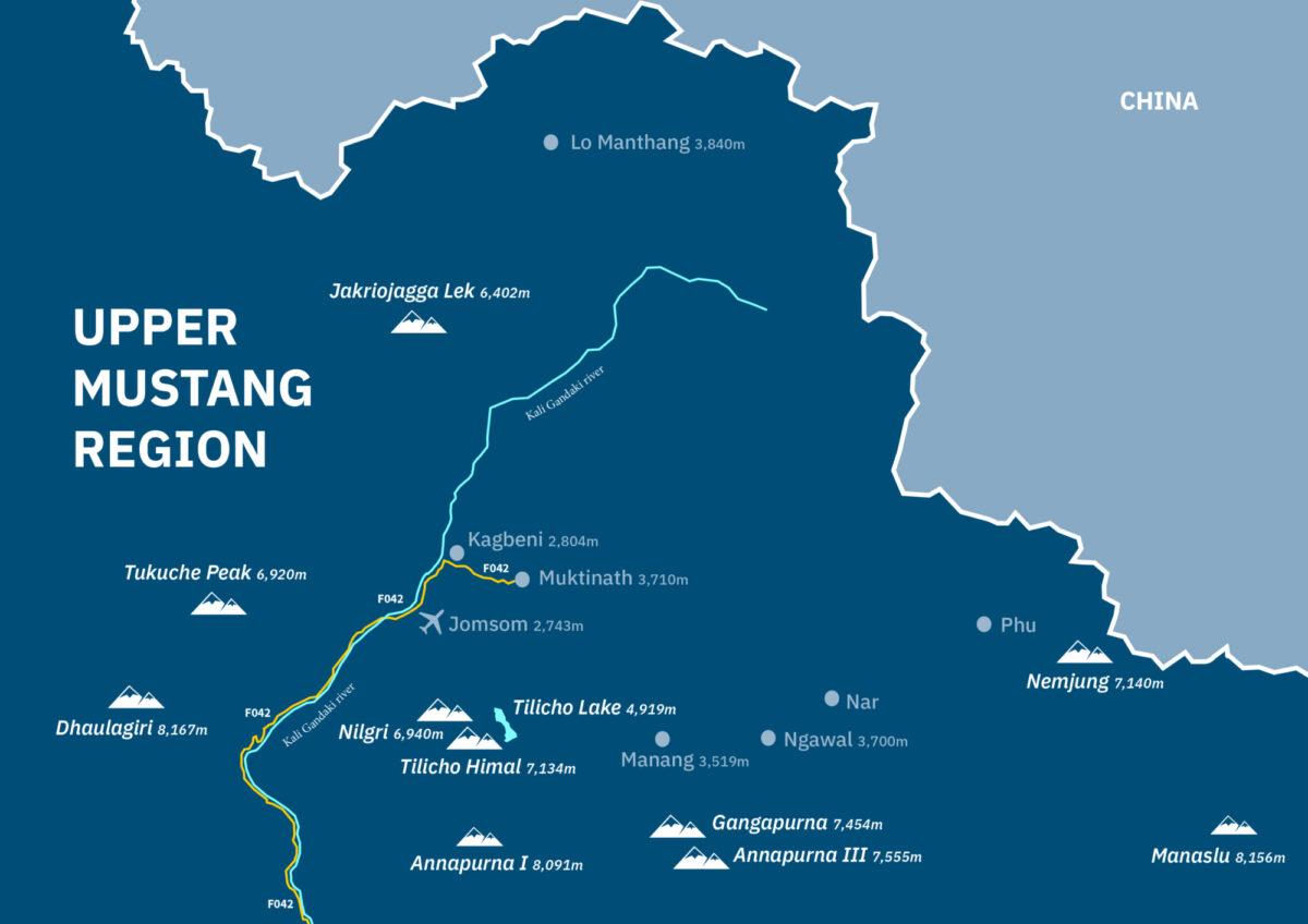 Upper-Mustang-Region