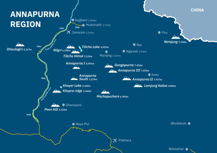 Annapurna-Region
