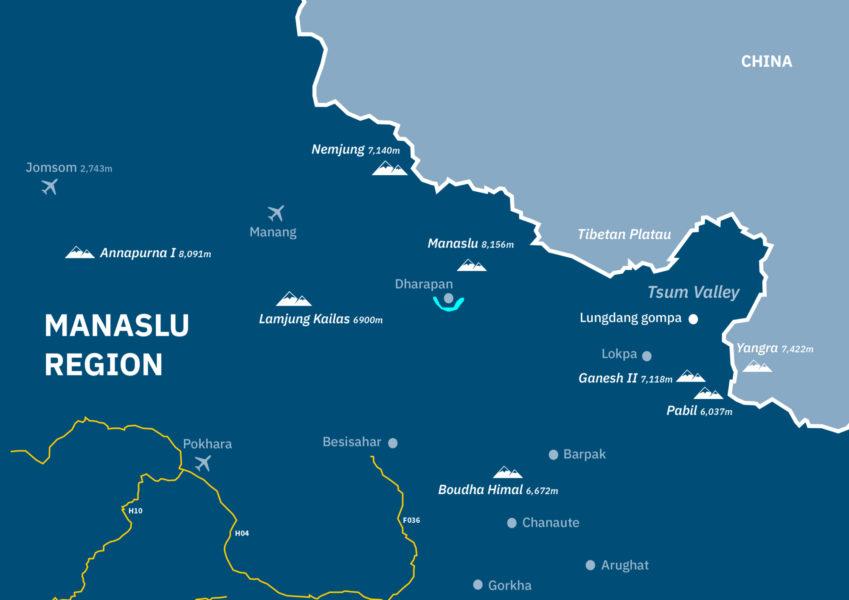 Manaslu-Region