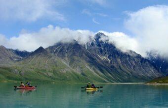 Turquoise Kayak and Hike