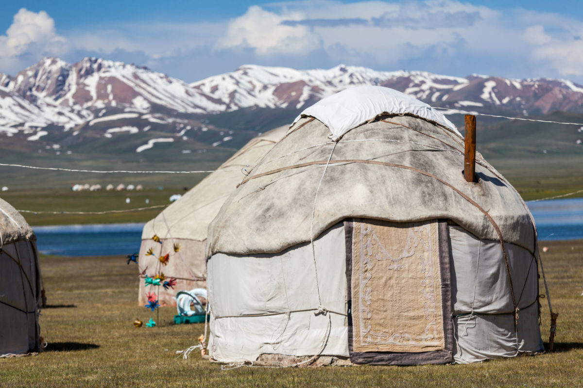 Traditional accommodation