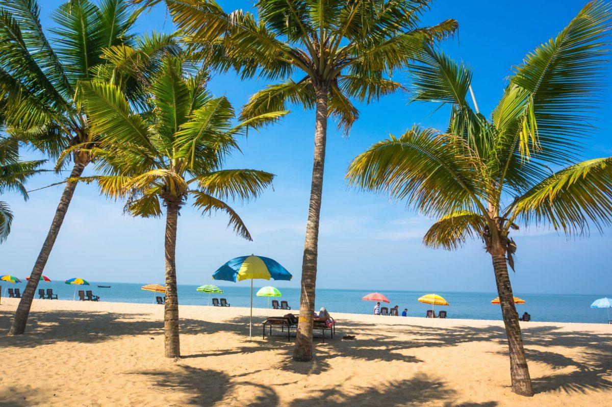 Keralan waterways and beaches
