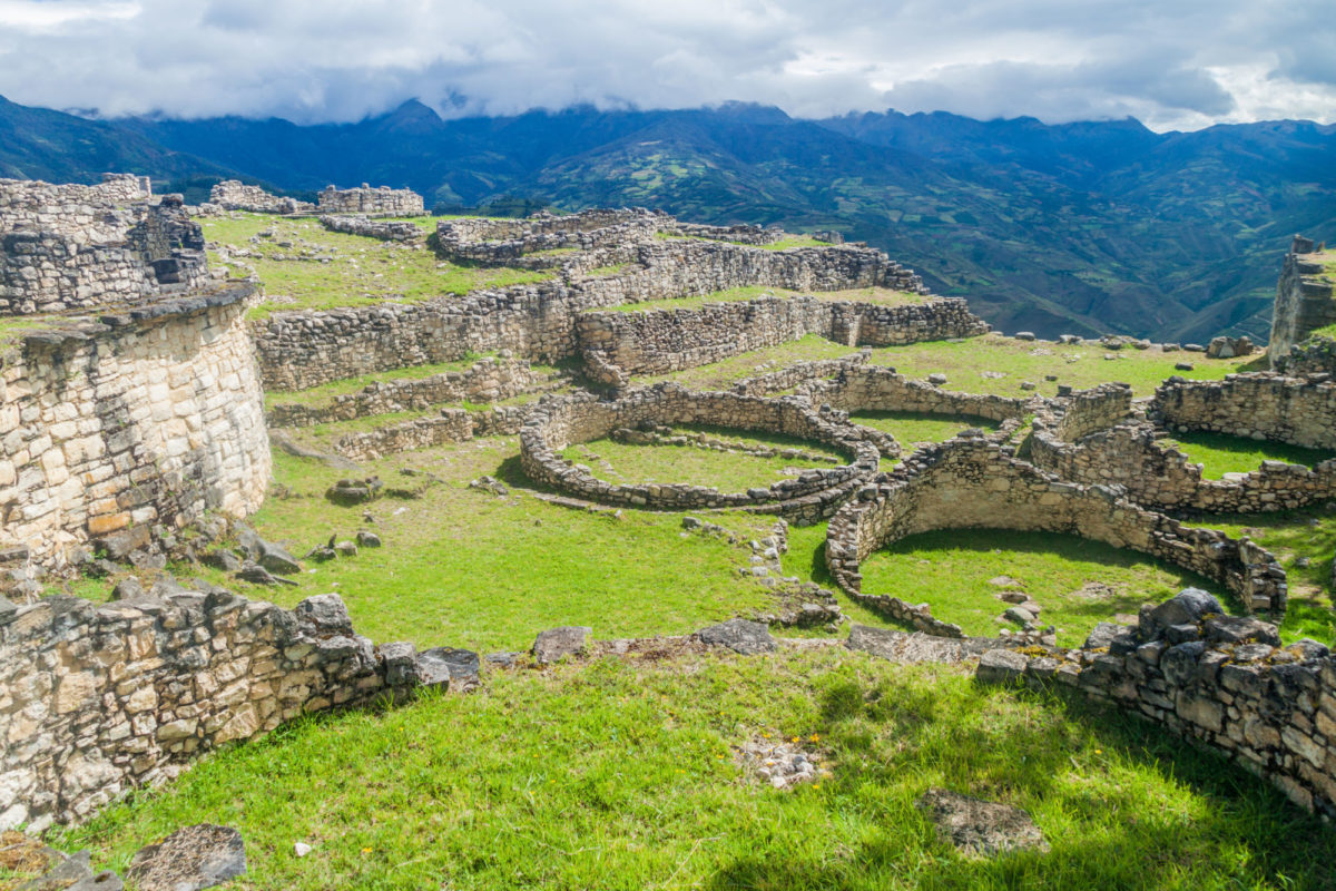 Visit Peru's other 'lost city'