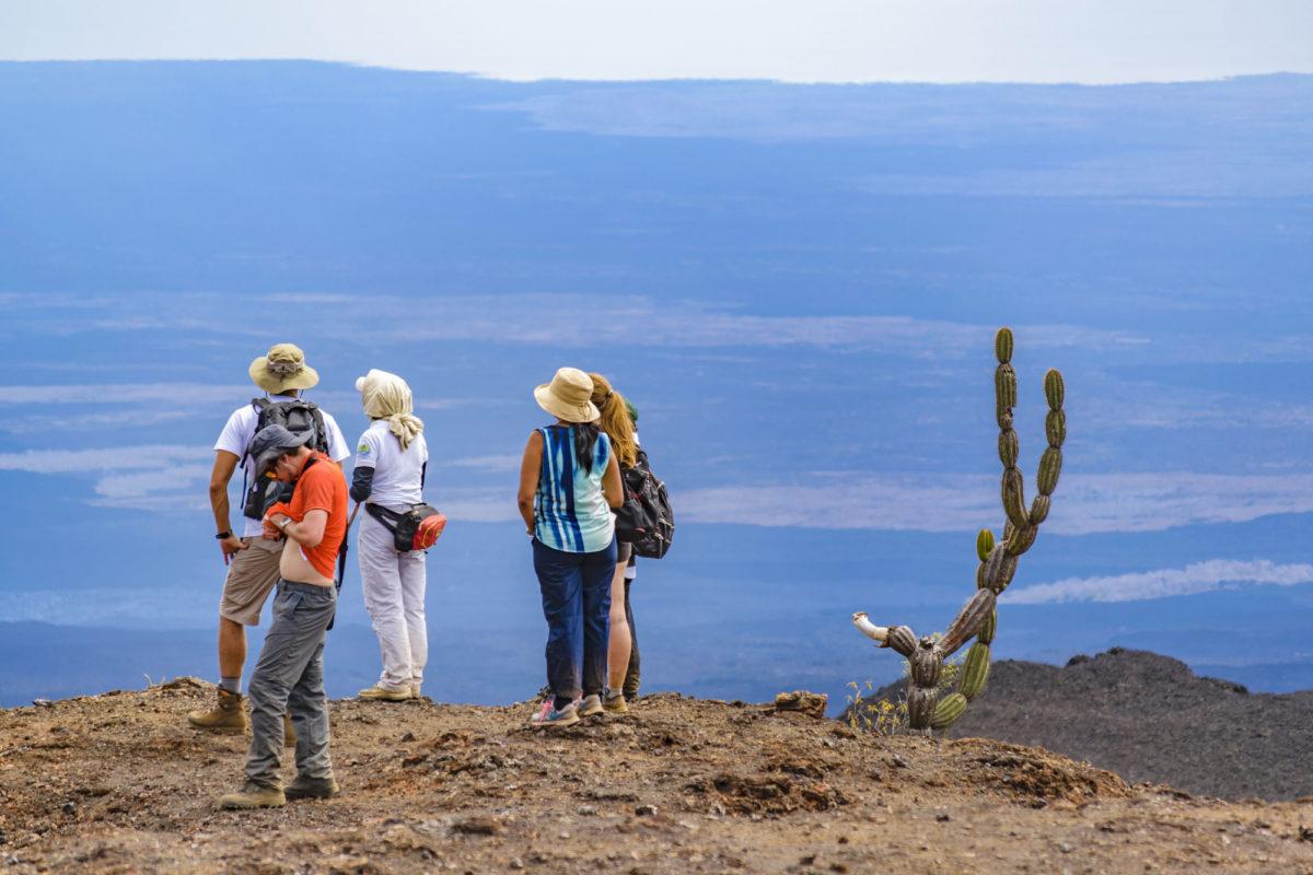 Hike Volcán Sierra Negra