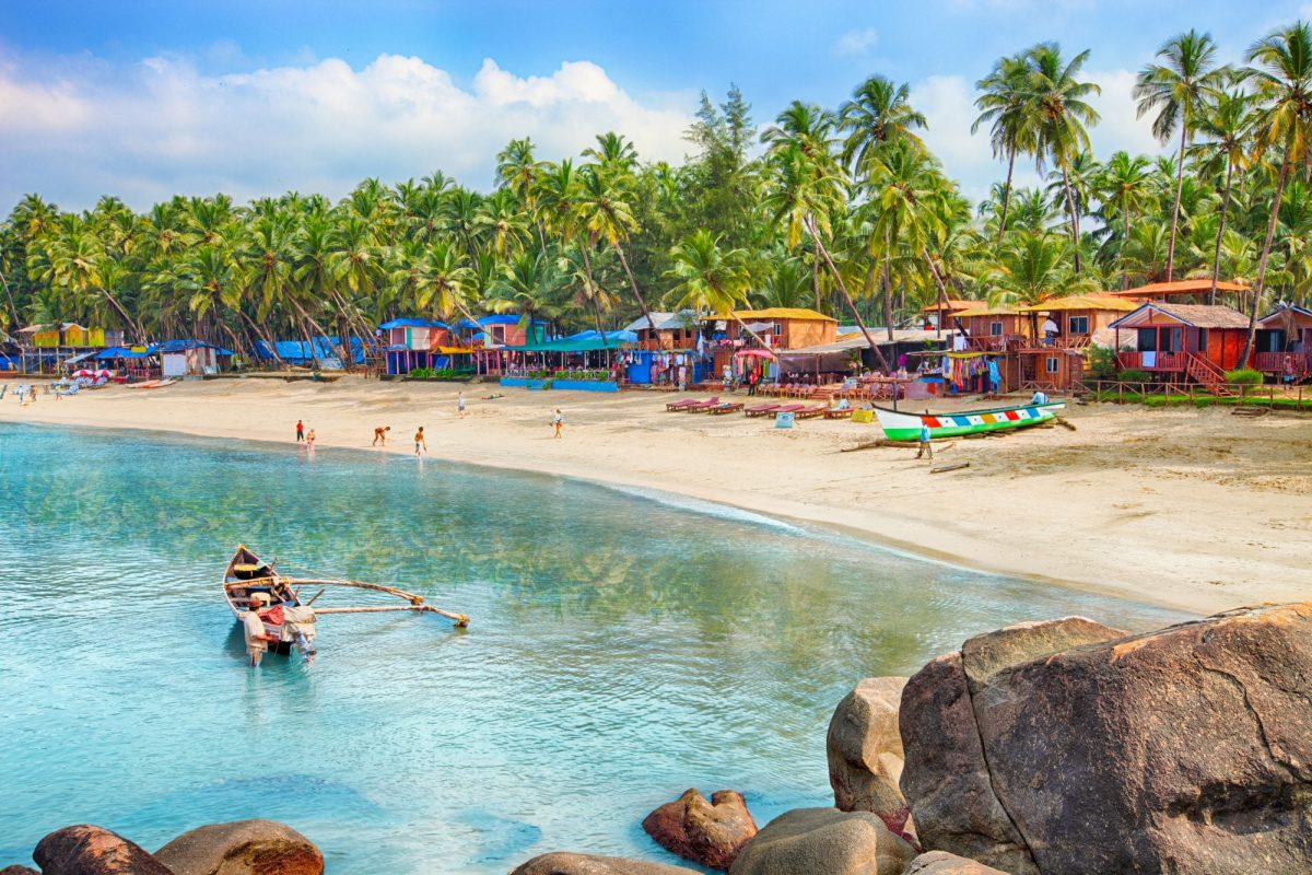 Golden Triangle and Goa