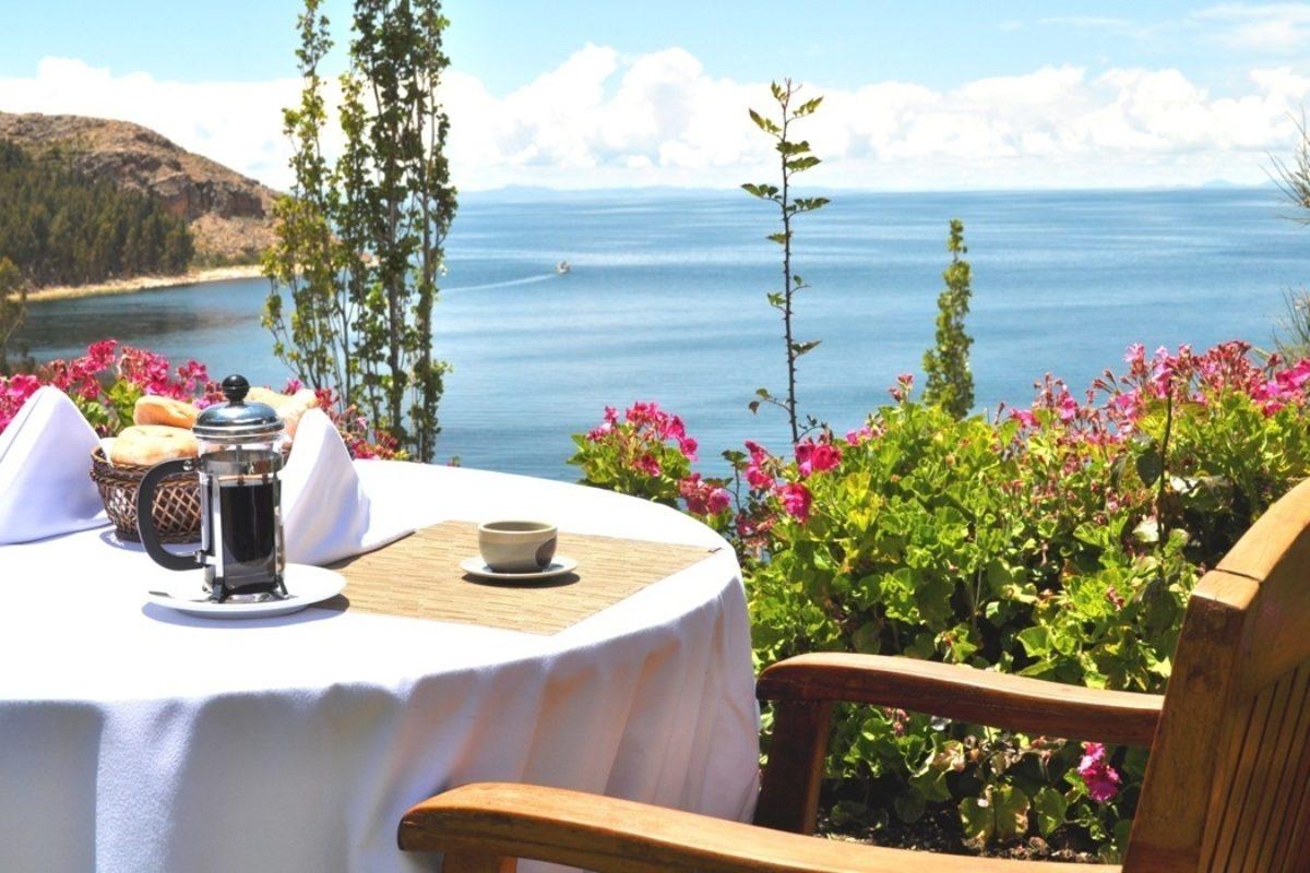 Isla Suasi, Lake Titicaca
