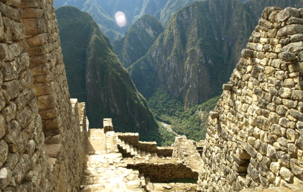 Take a guided visit of Machu Picchu