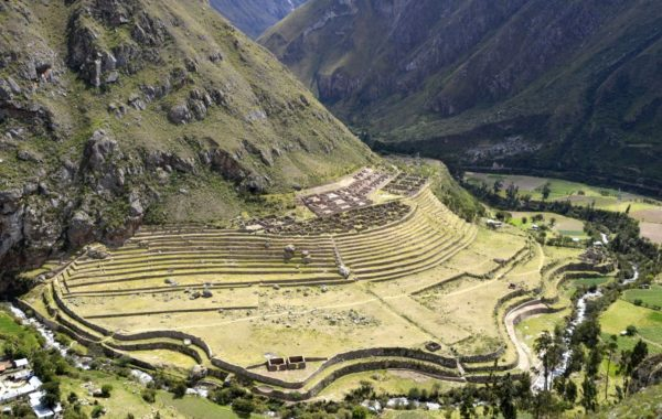 Cusco to Wayllabamba