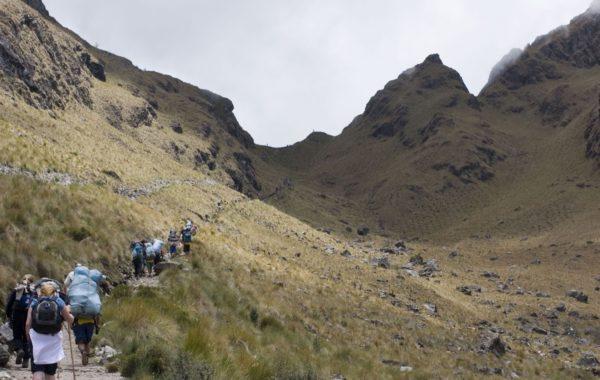 Wayllabamba to Pacaymayo