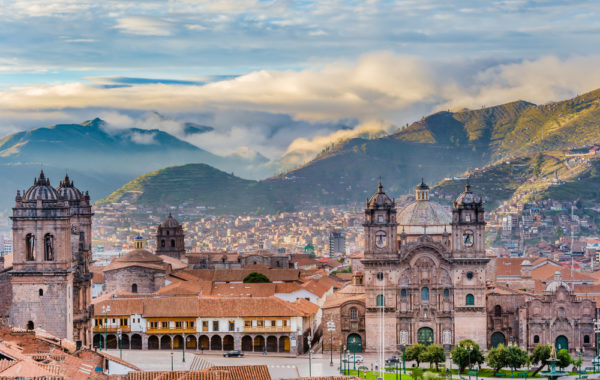 Explore historical Cusco