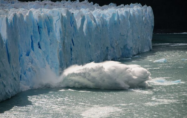 See glaciers in action