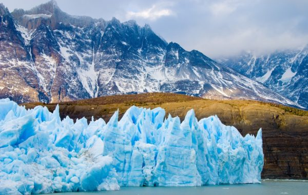 Perito Moreno South Wall cruise