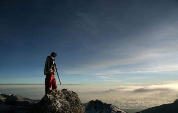 Scale Kilimanjaro