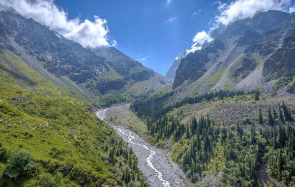 Arrival in Bishkek & Ala Archa National Park