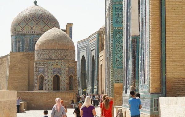 Samarkand - Bukhara