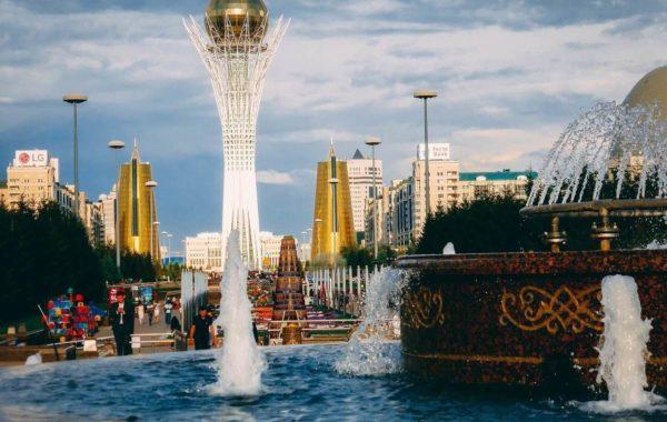 Shymkent – Astana