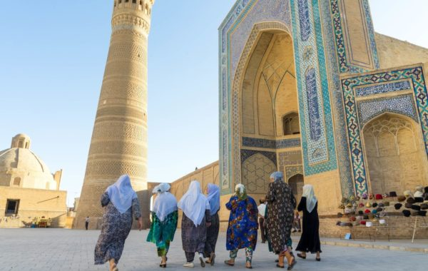 Bukhara city tour