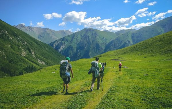 Trekking in Karakol Valley