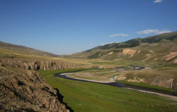 Biking: Chon-Ashu Pass – Karakol